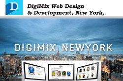 DigiMix Web Design & Development, New York