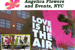 Angelica Flowers and Events, NYC