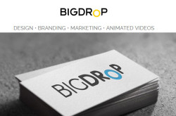 Big Drop Web Design - Big Drop Inc NYC