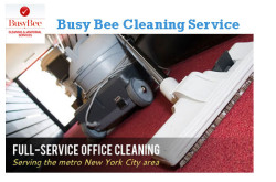 Busy Bee Cleaning Service, New York, NY 10010