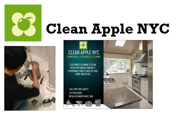 clean apple nyc llc nyc house cleaning service