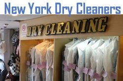 Dry Cleaners NYC