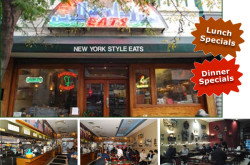 New York Style Eats - Long Island City, New York.