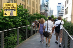 Manhattan Walking Tour - Small Group tour