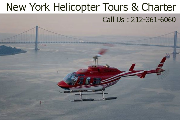 New York Helicopter Tours & Charter