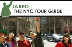 Jared the NYC Tour Guide