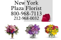 New York Plaza Florist – Avenue of the Americas, NY 10004