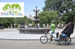 Peter Pen Tours - Central Park Pedicab Tours