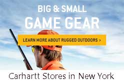 All Carhartt Stores in New York Address
