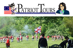 Patriot Tours NYC | History Walking Tour Manhattan
