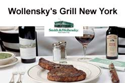 Wollenskys Grill New York
