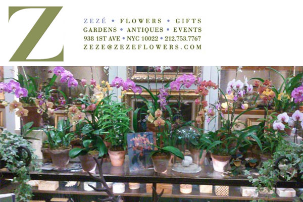 Zeze Flowers New York City
