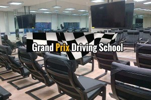 Photo Courtesy : Grand Prix Driving School