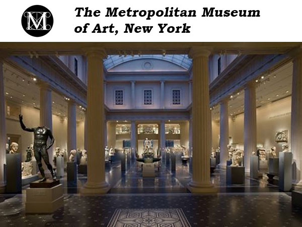 an overview of the metropolitan museum of art in new york city The metropolitan museum of art (or the met) is the largest art museum in the united states our mobile ticket gets you one day skip-the-line access to all exhibits at all three met locations real new yorkers, passionate art lovers, and tourists in the know all have the metropolitan museum of art high on their list.