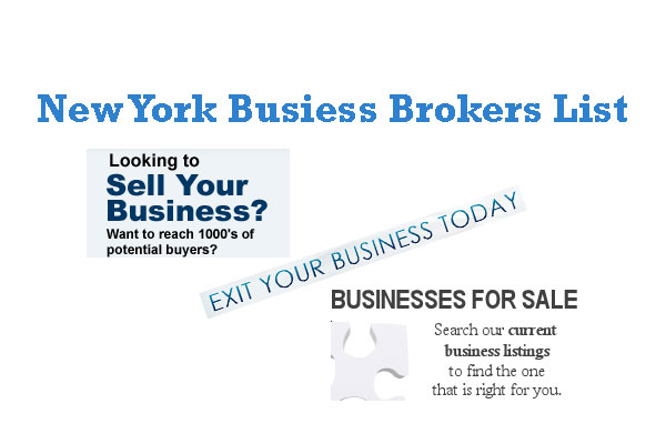 Find a Business Broker in New York State
