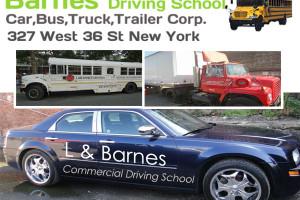 L & Barnes Driving School – NY