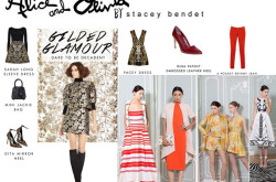 ALICE + OLIVIA - Designer Clothes by Stacey Bendet.