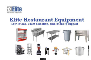 Elite Restaurant Equipment  - Low Prices, Great Selection, and Friendly Support