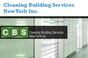 Cleaning Building Services New York Inc
