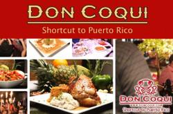 Don Coqui - Astoria, New York. Latin American Restaurant