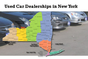 Find List of Used Car Dealerships in New York
