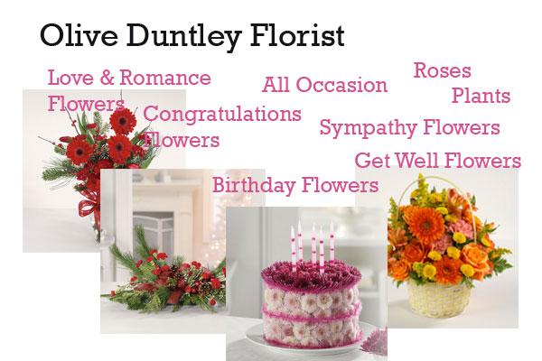 Olive Duntley Florist - Manhasset, NY