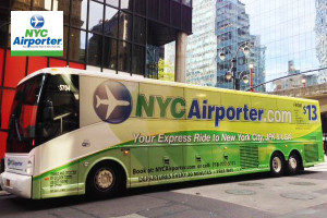 NYC Airporter - Airport Shuttle JFK, LaGuardia and Newark Airports and New York City