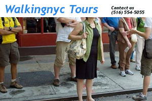 Walkingnyc Tours - Licensed tour guides providing the best NYC walking tours.