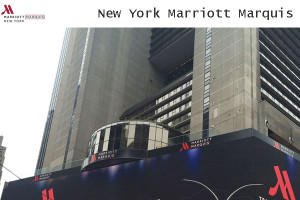 New York Marriott Marquis - Broadway, New York