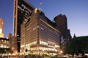 The Plaza Hotel - New York
