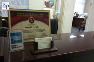 Brian D. Perskin & Associates - New York divorce lawyer