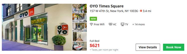 OYO Times Square