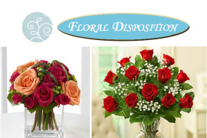 Floral Disposition NYC