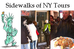 Sidewalks of NY Tours