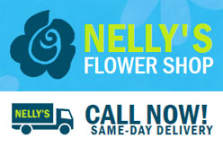 Nelly's Flower Shop - 501 Broadway, Brooklyn, NY 11211