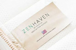 Zenhaven Latex Mattress by Saatva