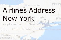 Airlines Address in New York