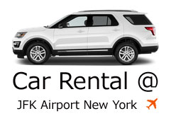 Car Rental JFK Airport New York