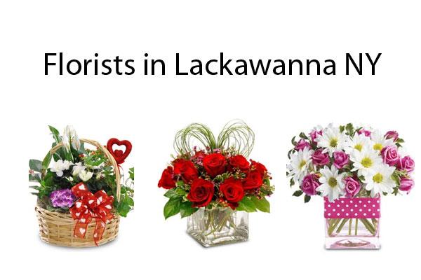 Florists in Lackawanna NY