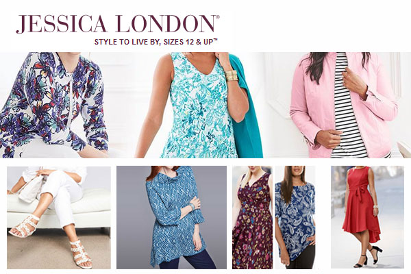 Jessicalondon.com - NY Plus Size Women's Clothing 12+