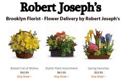 Robert Joseph Florist Brooklyn NY