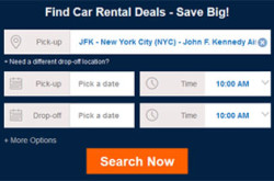 CheapOair Car Rental