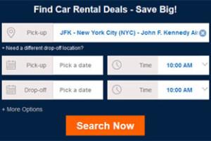 CheapOair Car Rental