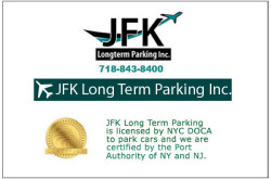 JFK Long Term Parking inc