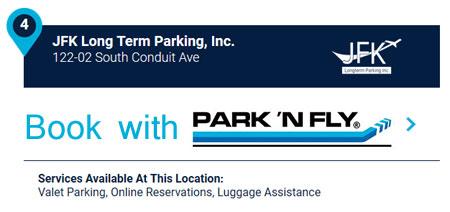 JFK Long Term Parking
