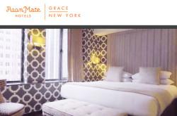 Room Mate Grace Hotel NYC - 45th Street, New York 10036