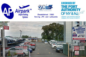 Airpark Parking LaGuardia