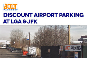 Bolt Airport Parking JFK and LGA