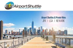 ETS Airport Shuttle JFK LGA Newark