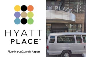 Hyatt Place Parking LGA